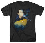 Star Trek - Data 25th T-shirts