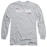 Long Sleeve: Saturday Night Live - Cougar Den Logo Shirts