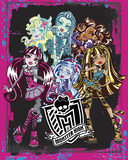Monster High-Group Prints