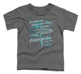 Toddler: Star Trek - Never Forget Shirts
