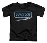 Toddler: Star Trek - TNG 25 Enterprise T-Shirt