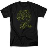 Jurassic Park - Rex Mount T-Shirt