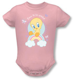 Infant: Baby Tweety - Spoiled T-shirts