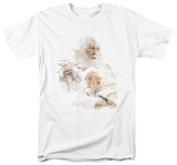 Lord of the Rings - Gandalf the White T-shirts