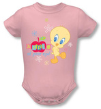 Infant: Baby Tweety - Apple T-shirts