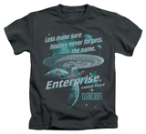 Youth: Star Trek - Never Forget T-Shirt