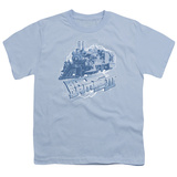 Youth: Back to the Future - Time Train Shirts