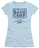 Juniors: American Pie - Band Camp T-Shirt