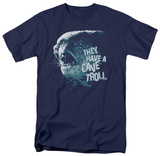 Lord of the Rings - Cave Troll Shirts
