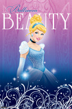 Disney Princess - Cinderella - Ballroom Beauty Print