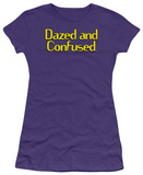 Juniors: Dazed and Confused - Dazed Logo Shirts