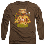 Long Sleeve: E.T. The Extra Terrestrial - Be Good T-Shirt