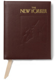 2013 Desk Diary British Tan Genuine Leather Desk Diary