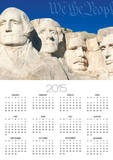 We the People Above Mount Rushmore Prints by Joseph Sohm