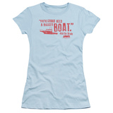 Juniors: Jaws - Bigger Boat T-shirts