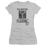 Juniors: Back to the Future - Fluxing T-Shirt