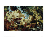 Titania Dreaming Giclee Print by Hans Makart