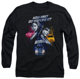 Long Sleeve: 2 Fast 2 Furious - Fast Women T-shirts