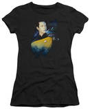 Juniors: Star Trek - Data 25th T-shirts