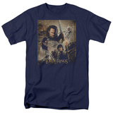 Lord of the Rings - ROTK Poster T-shirts