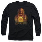 Long Sleeve: Lord of the Rings - Saruman T-Shirt