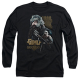 Long Sleeve: Lord of the Rings - Gimli T-Shirt