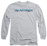Long Sleeve: Up All Night - Up All Night Logo T-shirts
