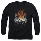 Long Sleeve: Lord of the Rings - Evil Rising T-Shirt