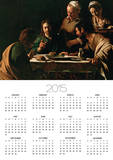 Supper at Emmaus Posters by  Caravaggio