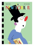The New Yorker Cover - September 30, 2002 Regular Giclee Print by Bob Zoell (HA)