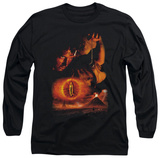 Long Sleeve: Lord of the Rings - Destroy the Ring T-Shirt