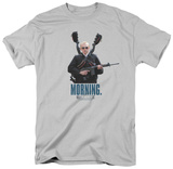 Hot Fuzz - Morning T-shirts