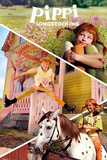 Pippi Longstocking- Montage Posters