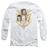 Long Sleeve: Lord of the Rings - Women of Middle Earth T-Shirt