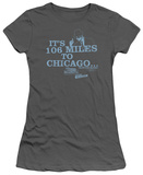 Juniors: The Blues Brothers - Chicago Shirts