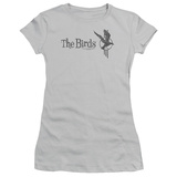 Juniors: The Birds - The Birds Distressed Shirts
