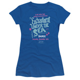 Juniors: Back to the Future - Under the Sea Bluse