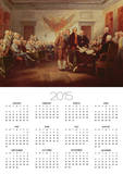 Signing the Declaration of Independence, 4th July 1776, C.1817 Photo by John Trumbull