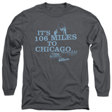 Long Sleeve: The Blues Brothers - Chicago T-Shirt