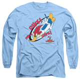Long Sleeve: Woody Woodpecker - Dive! T-Shirt