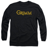 Long Sleeve: Grimm - Grimm Logo T-shirts