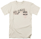 Dawn of the Dead - Help Alive Inside T-shirts