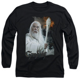 Long Sleeve: Lord of the Rings - Gandalf T-Shirt