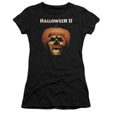 Juniors: Halloween II- Pumpkin Shell Shirts
