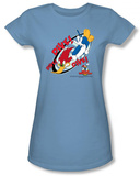 Juniors: Woody Woodpecker - Dive! T-shirts