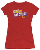 Juniors: Fast Times at Ridgemont High - No Dice Shirts