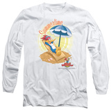 Long Sleeve: Woody Woodpecker - Summertime Shirt