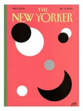 The New Yorker Cover - December 11, 2000 Regular Giclee Print by Bob Zoell (HA)