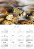 Water rushing past river stones Prints by Frank Krahmer