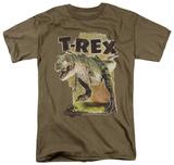 Jurassic Park - T Rex Shirts